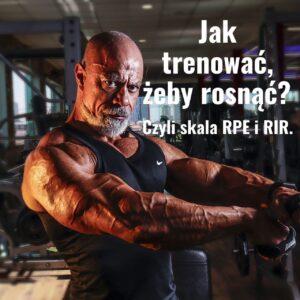Read more about the article Skala RPE i RIR. Czyli jak trenować, żeby rosnąć?