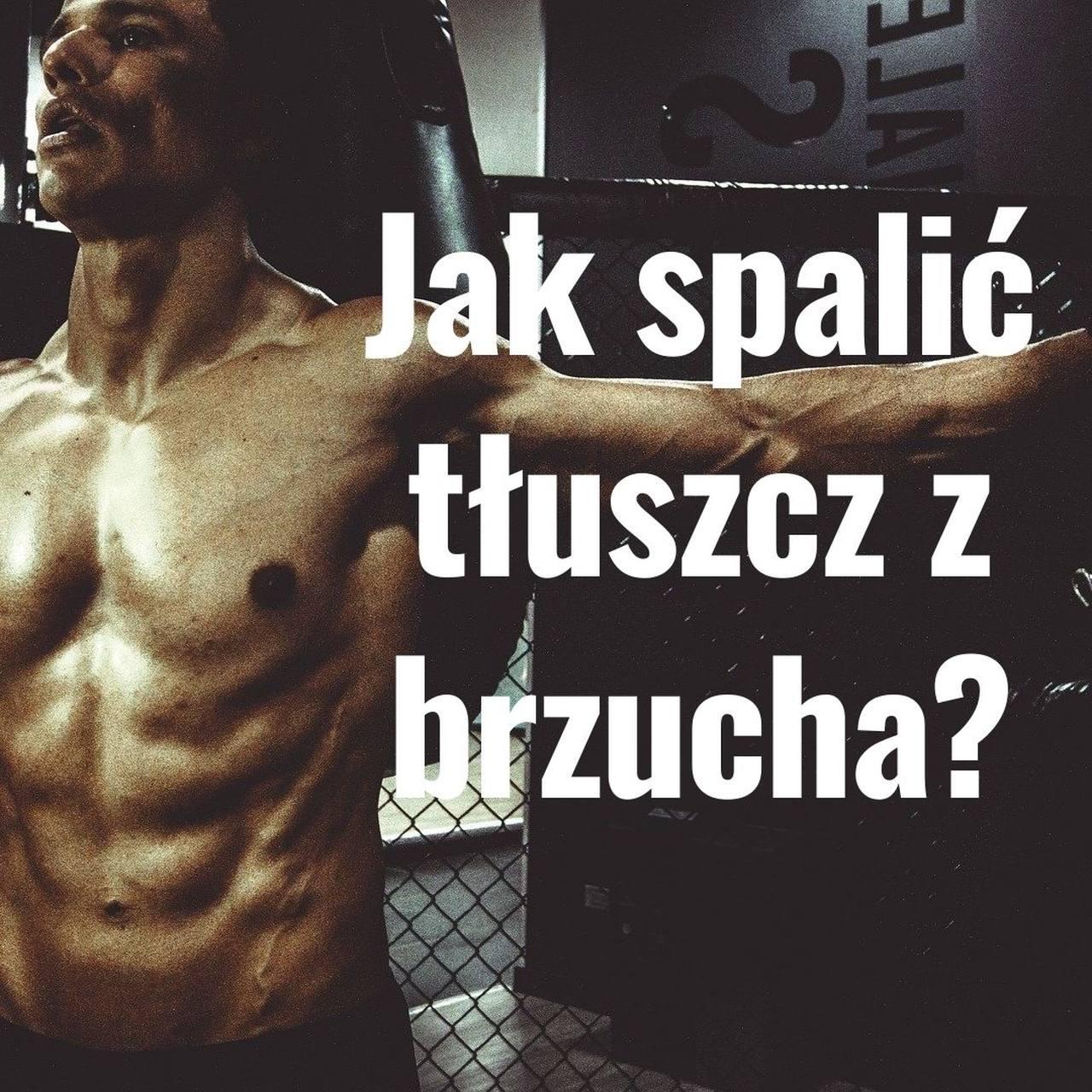 You are currently viewing Jak spalić tłuszcz z brzucha?