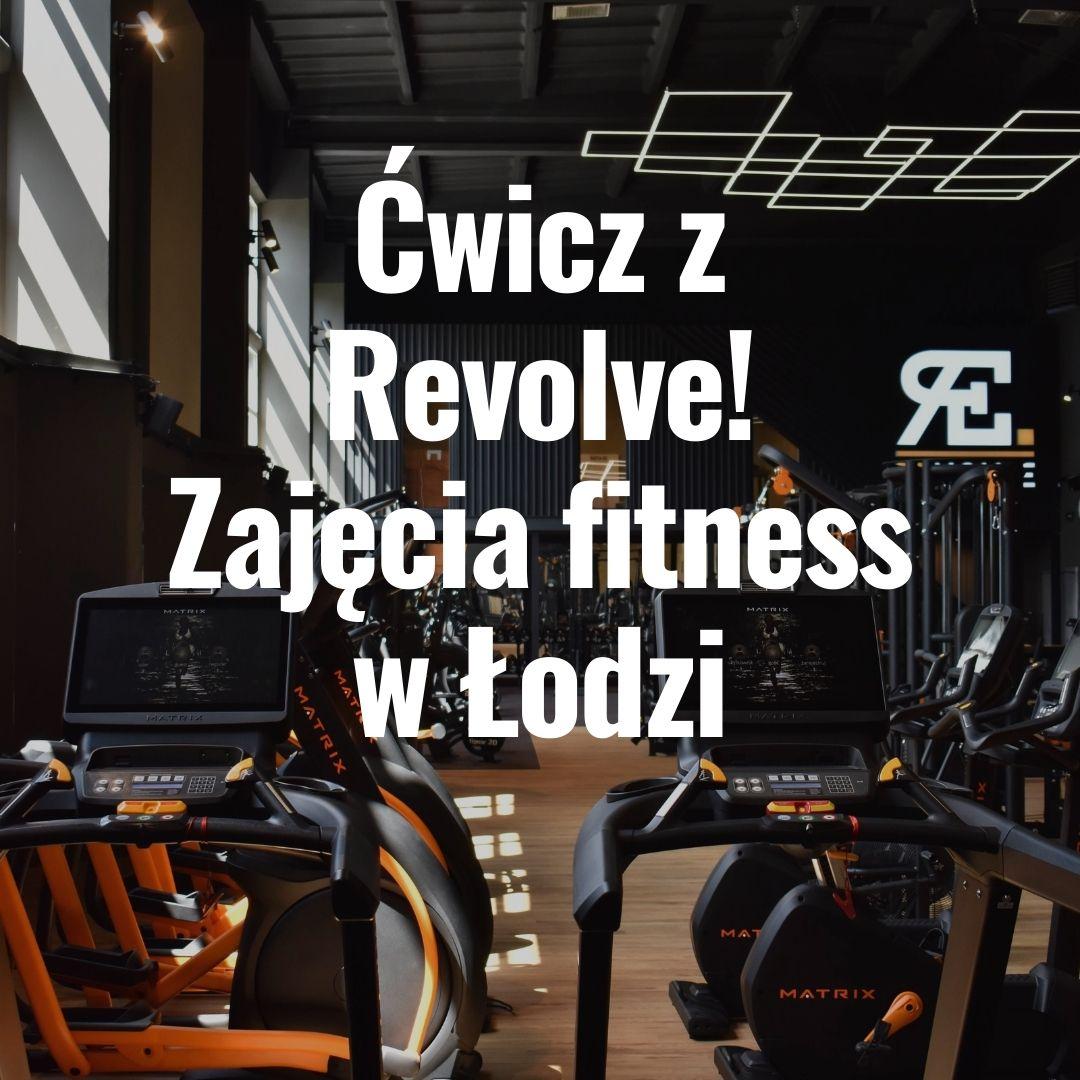 Zajęcia fitness w Łodzi